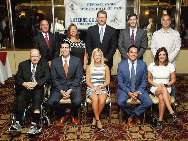 Luzerne County Sports Hall of Fame |2016 Inductees